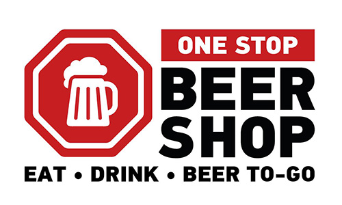 One Stop Beer Shop Logo