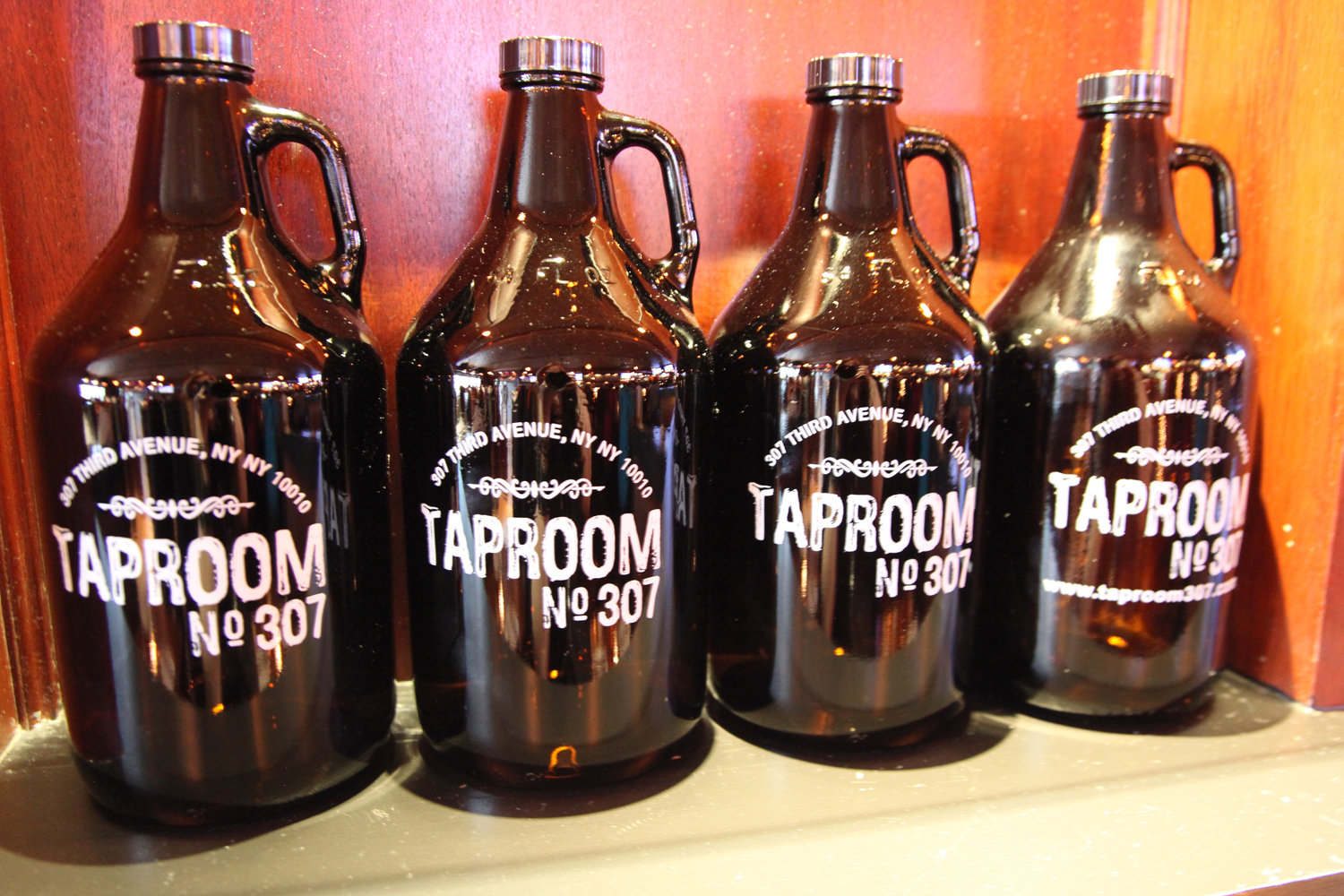 Taproom No 307 Growler