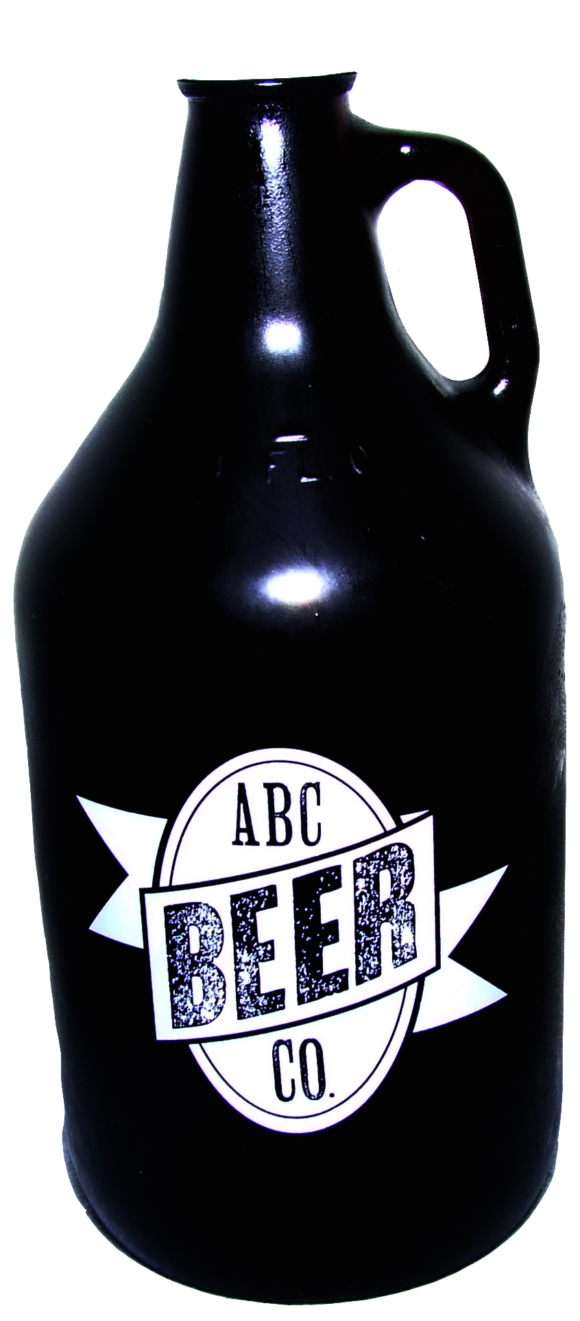 ABC Beer Co. Growler