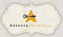 Astoria Bier & Cheese Logo
