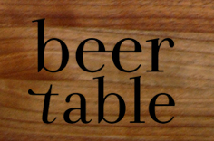 Beer Table Logo