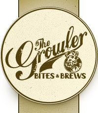 The Growler Bites & Brews Logo