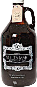Nolita Mart & Espresso Bar Growler