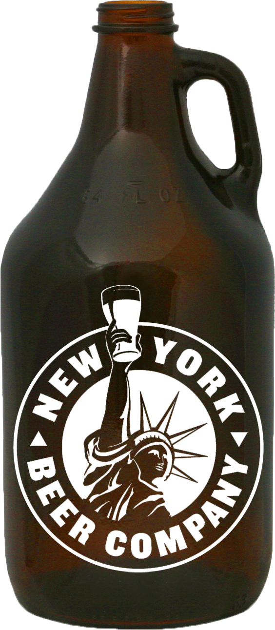 New York Beer Company Growler
