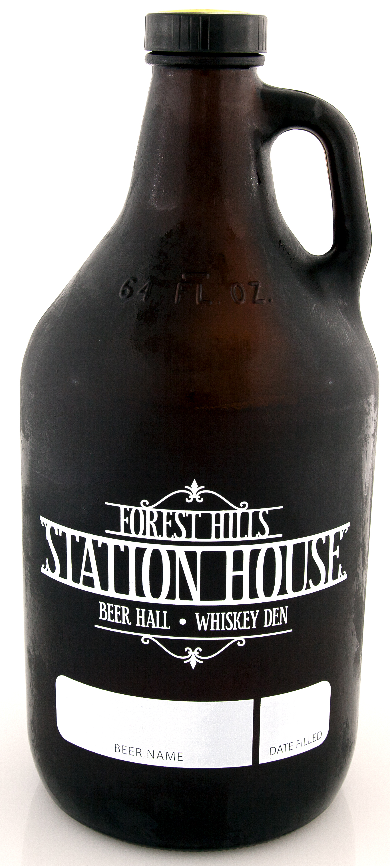 Forest Hills Station House Growler