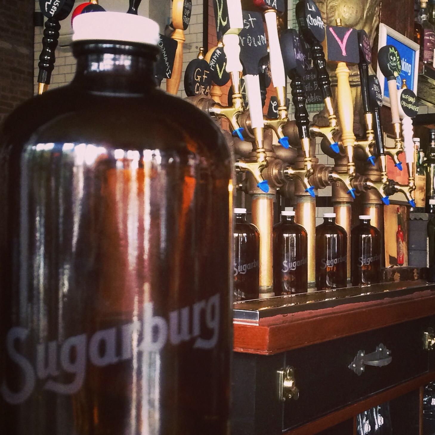 Sugarburg Growlers