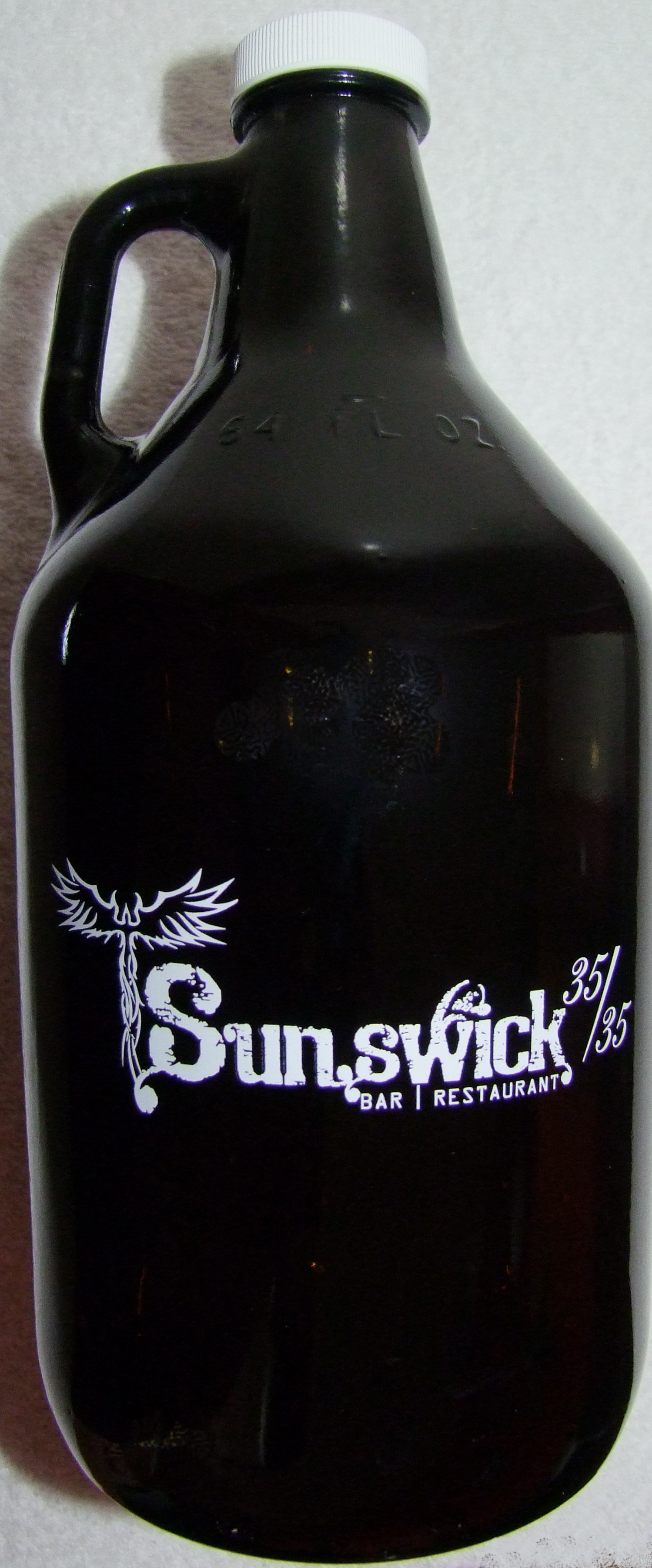 Sunswick 33/33 Growler