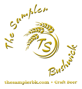 The Sampler Bushwick Logo