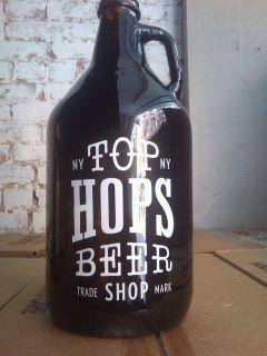 Top Hops Growler