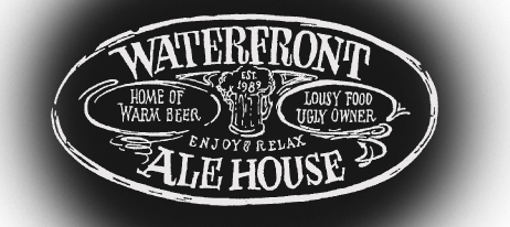 Waterfront Ale House Logo